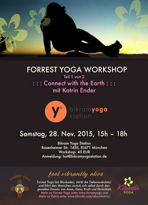 ForrestYogaWorkshop2015_BikramYogaStation_Nov_Teil1