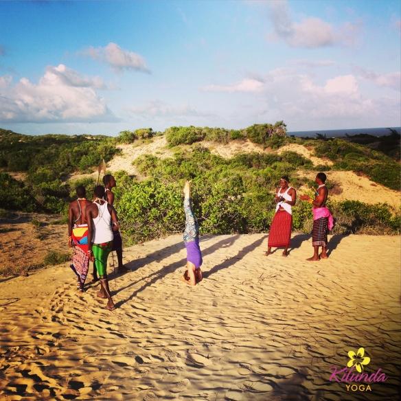 Samburu_Headstand_